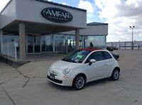 2012 Fiat 500 CONVERTIBLE / QUICK & EASY FINANCING !!!