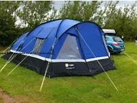 Hi gear voyager 6 man tent 2 bedrooms PLEASE READ *Reduced*