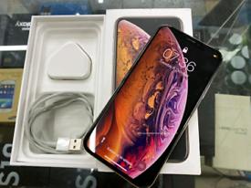 Apple iPhone X 256gb unlocked with warranty