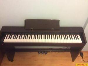 Casio piano PX-735 plus Stand,3 intensive pedal - 88 keys