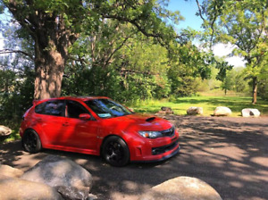 2009 Subaru Wrx Sti Sport Tech Package w/ no engine