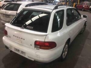 Now Wrecking 2000 Subaru Impreza RX Hatch Mordialloc Kingston Area Preview
