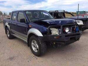 WRECKING Nissan Navara D22 ST-R ZD30 TURBO DIESEL ALL PARTS Wingfield Port Adelaide Area Preview