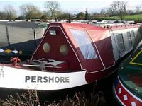 Pershore - 56ft narrowboat
