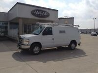 2008 Ford E350 CARGO VAN / NO HASSLE FINANCING !!!