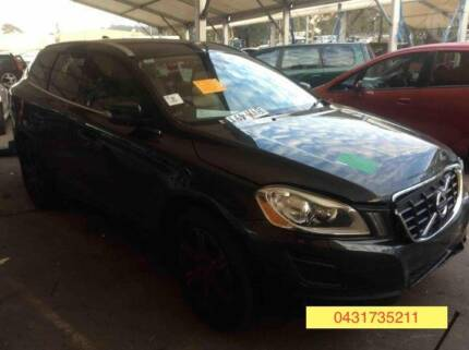wrecking volvo xc60 2011 t6 4wd 31,000 kms St Marys Penrith Area Preview