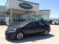 2011 Honda Civic EX-L / LEATHER / QUICK & EASY FINANCING !!!