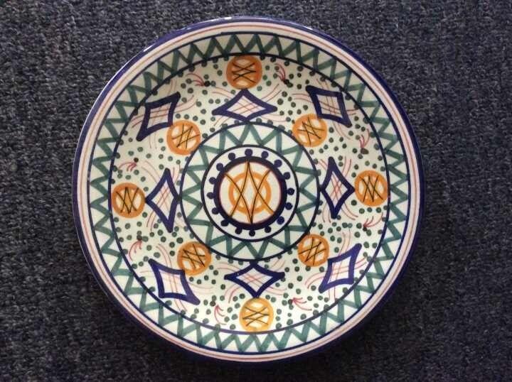 Antique Dish