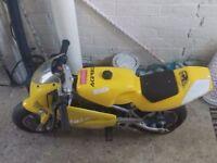 Mini road bike 60cc