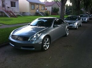 2006 Infiniti G35 Sport Coupe (open to offers)