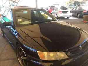 WRECKING HOLDEN COMMODORE VY S PAC COSMO PURPLE MANUAL V6 Kingswood Penrith Area Preview