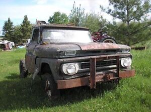 1962 Chevrolet camion