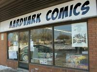 BURLINGTON COMIC SHOP