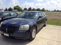 2006 Dodge Magnum AS TRADED IN