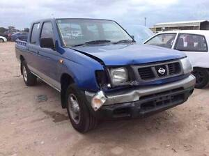 WRECKING Nissan Navara D22 TD27 DIESEL 2WD V:0063 Wingfield Port Adelaide Area Preview