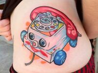 Tattoo for Phone
