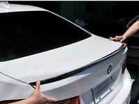 Bmw 3 series f30 rear spoiler