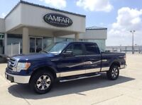 2010 Ford F-150 4X4 / 4 DOOR / QUICK & EASY FINANCING