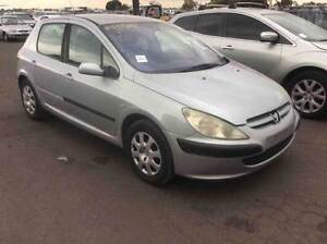 Peugeot 3 Series 307 WRECKING Broadmeadows Hume Area Preview