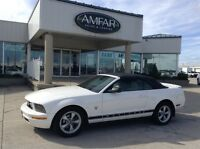 2009 Ford Mustang CONVERTIBLE / LEATHER / QUICK AND EASY FINANCI