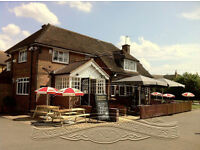 Full Time Front of House Team Member - Live Out - Up to £7.20 per hour - Golden Griffin - Hertford
