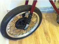 Classic sprint bike