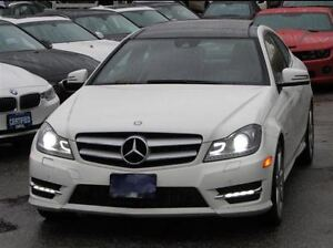 2012 Mercedes C350 Amg coupe
