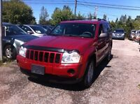 2006 Jeep Grand Cherokee FULLY CERTIFIED ETESTED GRAND LAREDO 4.