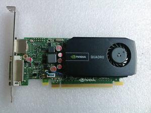 Nvidia Quadro 600 Pro Video card display port and DVI