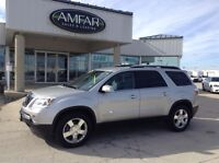 2007 GMC Acadia DVD / LEATHER / QUICK & EASY FINANCING !!