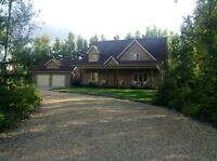 Amazing Acreage At Pigeon Lake (Open House, Saturday @ Noon!)