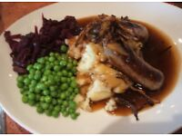Multicuisine Head Chef specialising in Carehomes, Schools and Offices