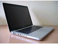 PRISTINE CONDITION - Apple MacBook Pro 13 in Intel Core-i5 2.4GHz 16GB RAM 128GB SSD