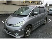 2004 TOYOTA ESTIMA FRESH MPORT TOP OF THE RANGE G EDITION