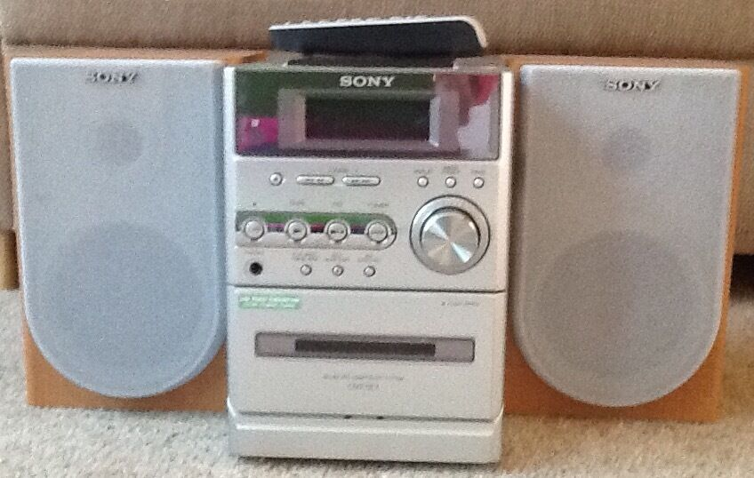 Sony Mini Hifi In Bolton Manchester Gumtree