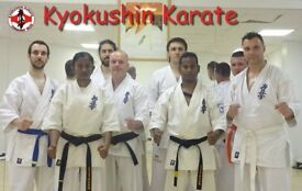 Kyokushin Karate , Full-time Martial Arts Training & Fitness Centre in the heart of Glasgow City