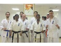Welcome to Kyokushin, a full-contact style of Karate !