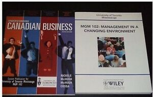 TEXT BOOK MANAGEMENT IN A CHANGING ENVIRONMENT