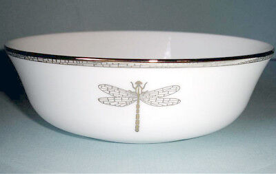 Kate Spade JUNE LANE All Purpose Bowl Platinum Banded New