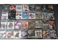 PS3 +games