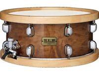 Tama LMP1465F SLP 14x6.5in Studio Maple Snare with ssnare case