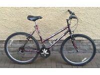 "Bike/Bicycle.LADIES FALCON "" INTERCEPTOR "" MOUNTAIN BIKE."