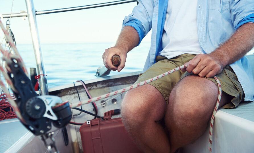 Welche Seile brauchte man beim Segeln?