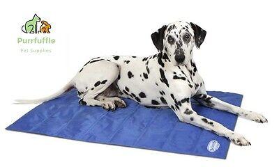 LARGE Scruffs Cool Mat Self Cooling Gel Mat Pet Dog Heat Relief non-Toxic