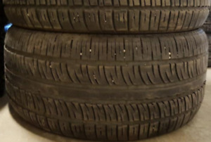 Pirelli Scorpion Zero Assimetrico P305/35R22=85% tread=2 tires $