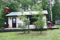 REDUCED -Cabin Lake Lot , Pickeral Point, Skeleton Lake, AB