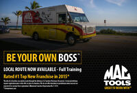 Franchise Available - BE YOUR OWN BOSS!!!!