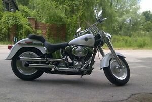 2004 HARLEY DAVIDSON FAT BOY | Super Clean | Only One Owner