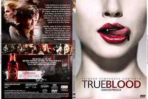 True Blood Seasons 1-4