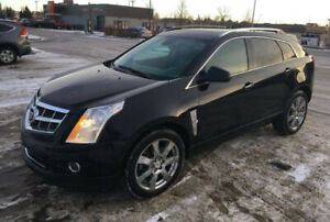 Fully Loaded - Cadillac SRX AWD For Sale